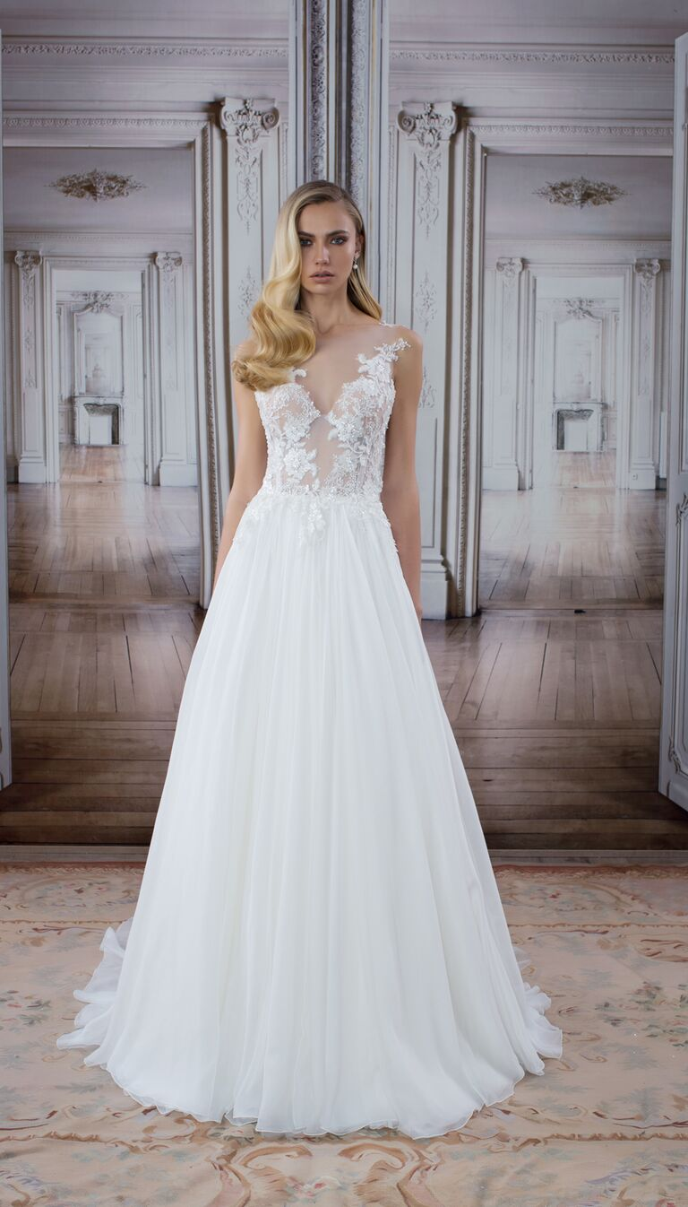See every new pnina tornai wedding dress from the love collection pnina tornai wedding dress from the love collection at kleinfeld in new york city junglespirit Image collections