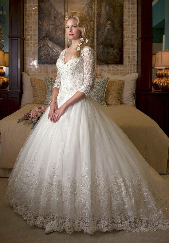 1 Wedding by Mary's Bridal 6208 Wedding Dress photo