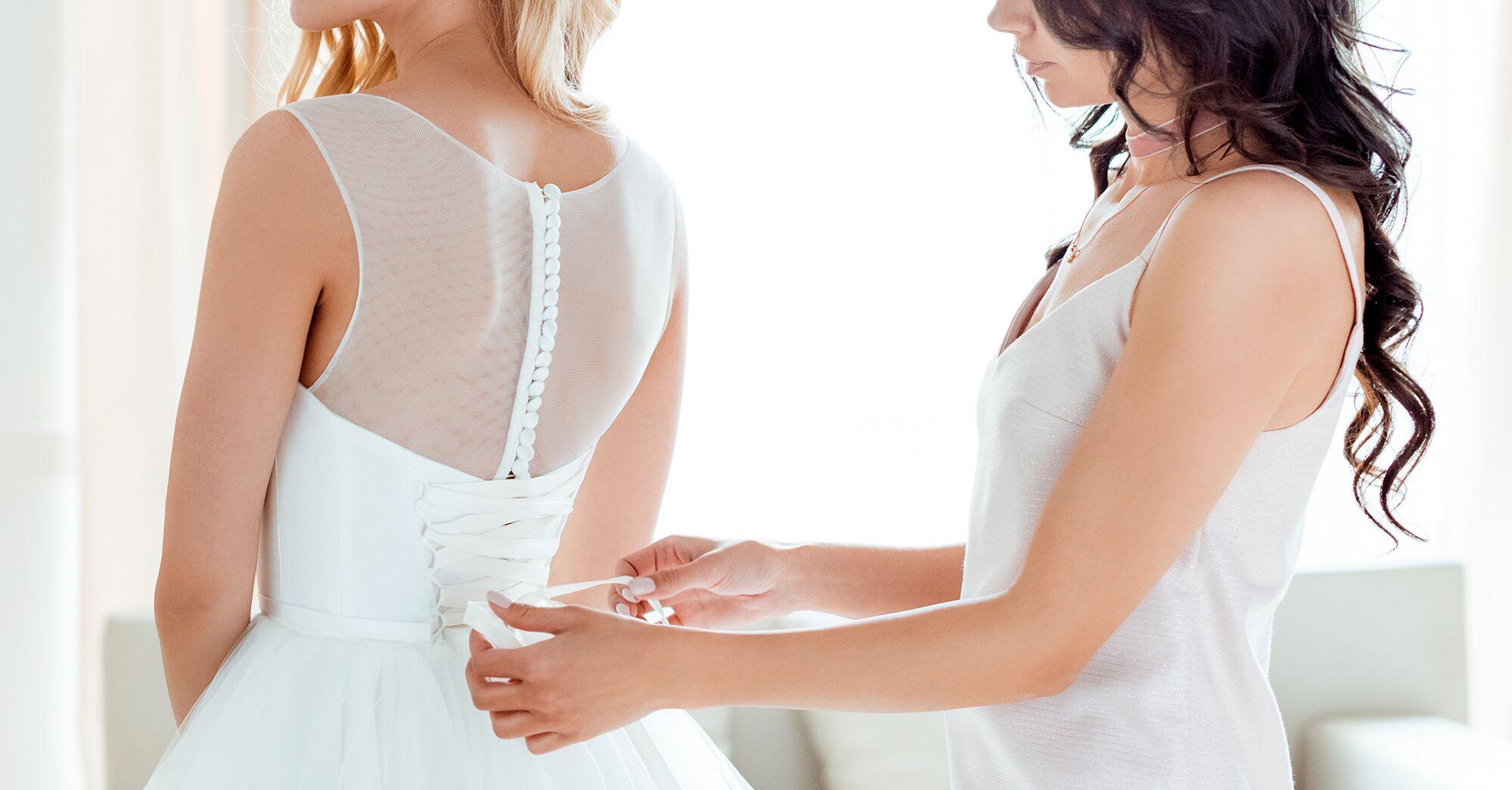 Bridal shapewear and undergarments under the wedding for Under wedding dress shapewear