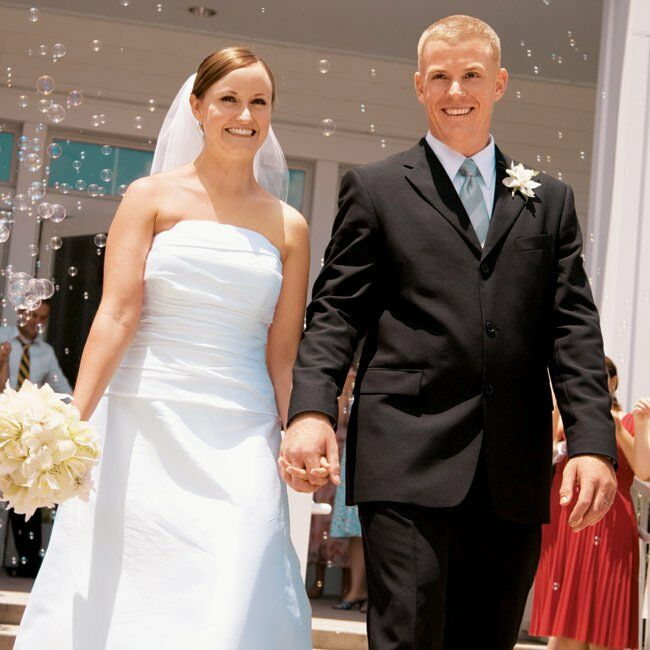 Outdoor Wedding Ceremony Orlando: Elisabeth & J.D: An Outdoor Wedding In Orlando, FL