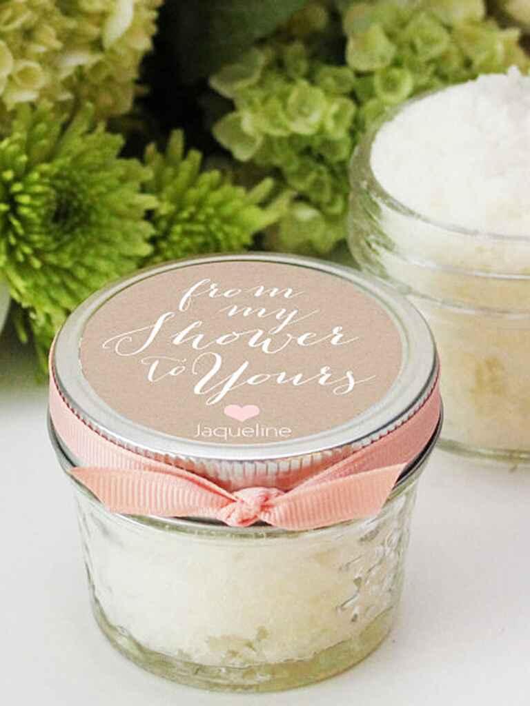 Creative bridal shower favor ideas - Bridal shower themes ...
