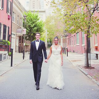 An Urban Rustic Wedding in Philadelphia