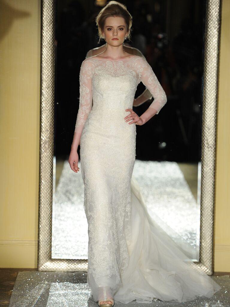 See nikki reeds custom claire pettibone wedding dress oleg cassini wedding dress junglespirit Images