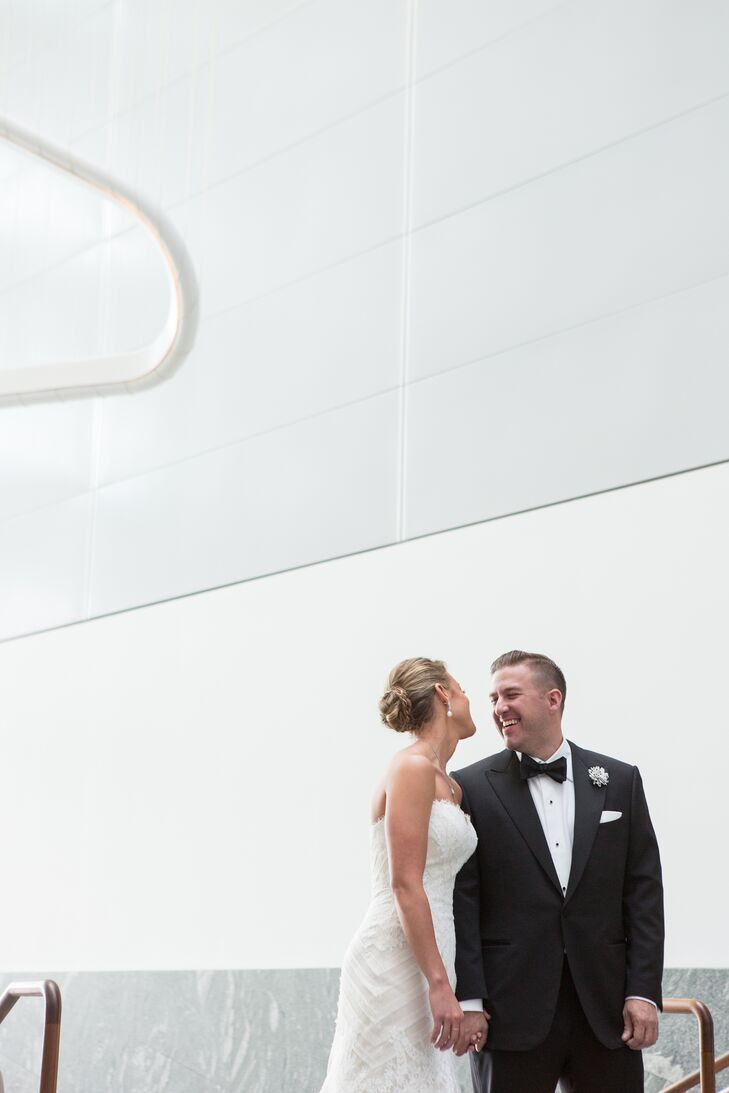 An Elegant Hiphop-Inspired Rooftop Wedding at Liberty House in ...
