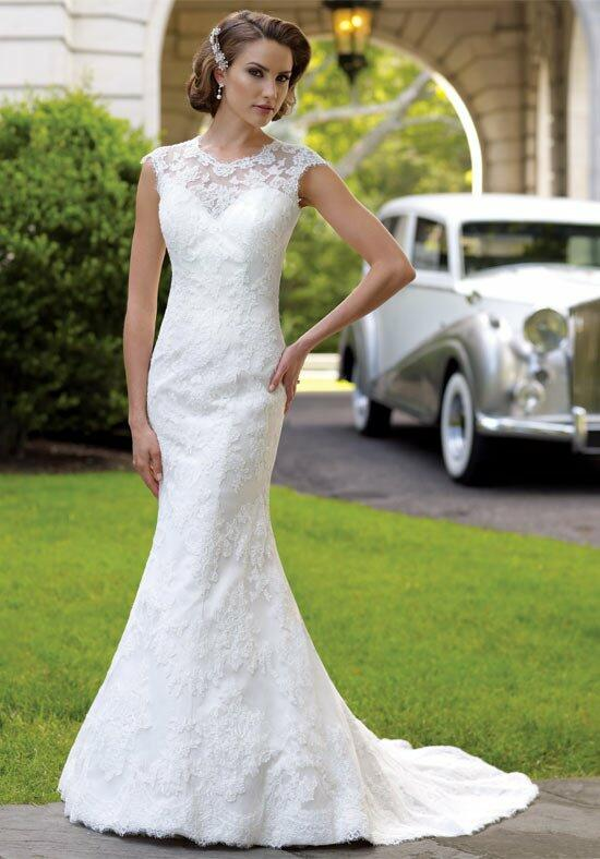 David Tutera for Mon Cheri 113207 Zelda Wedding Dress photo