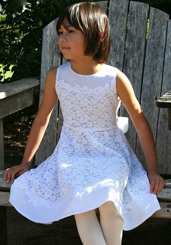 Isabel Garretón Blossom Flower Girl Dress photo