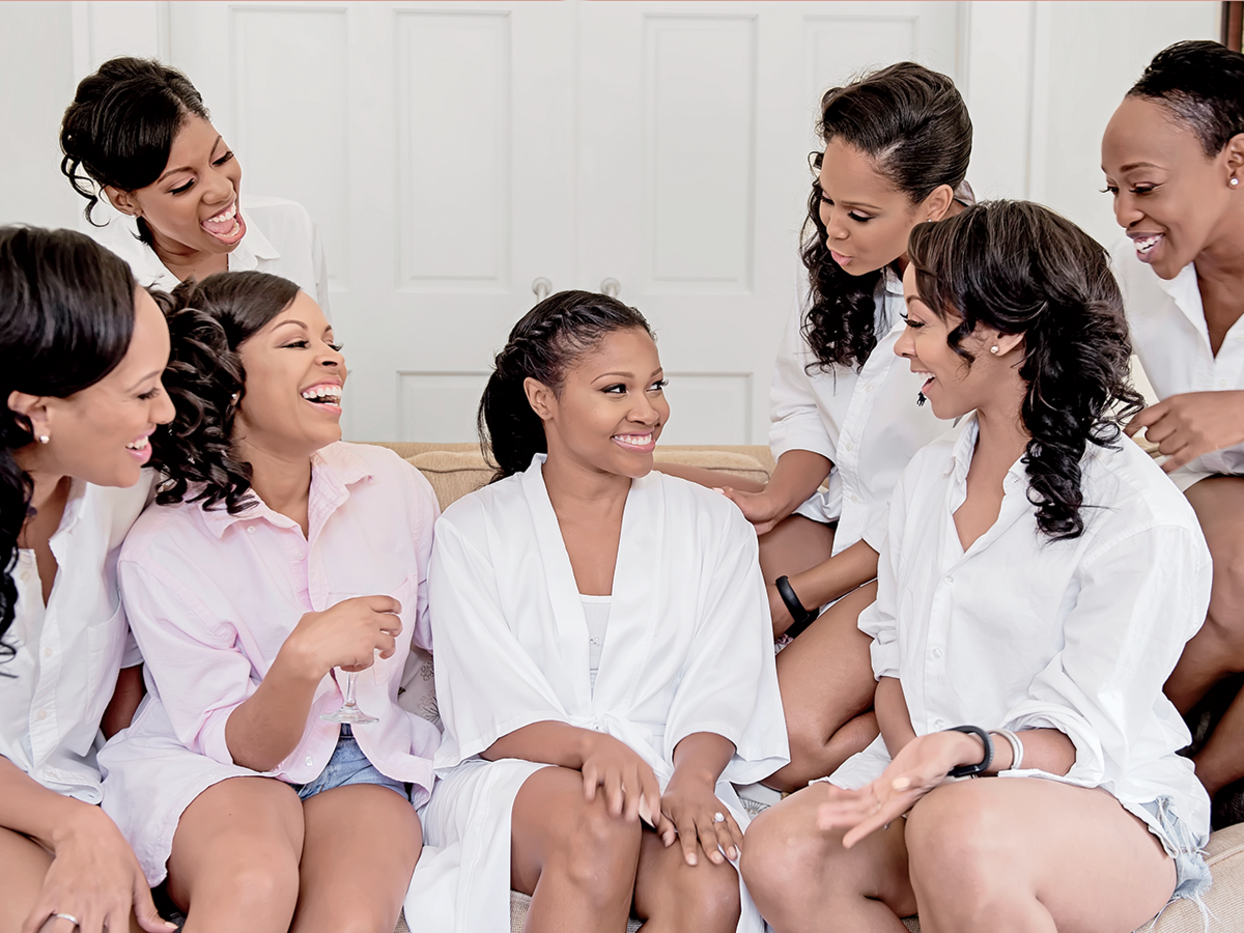 Should the Bride Pay for the Bridal Party's Hair and Makeup?