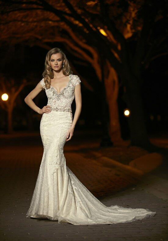 Simone Carvalli 90251 Wedding Dress photo
