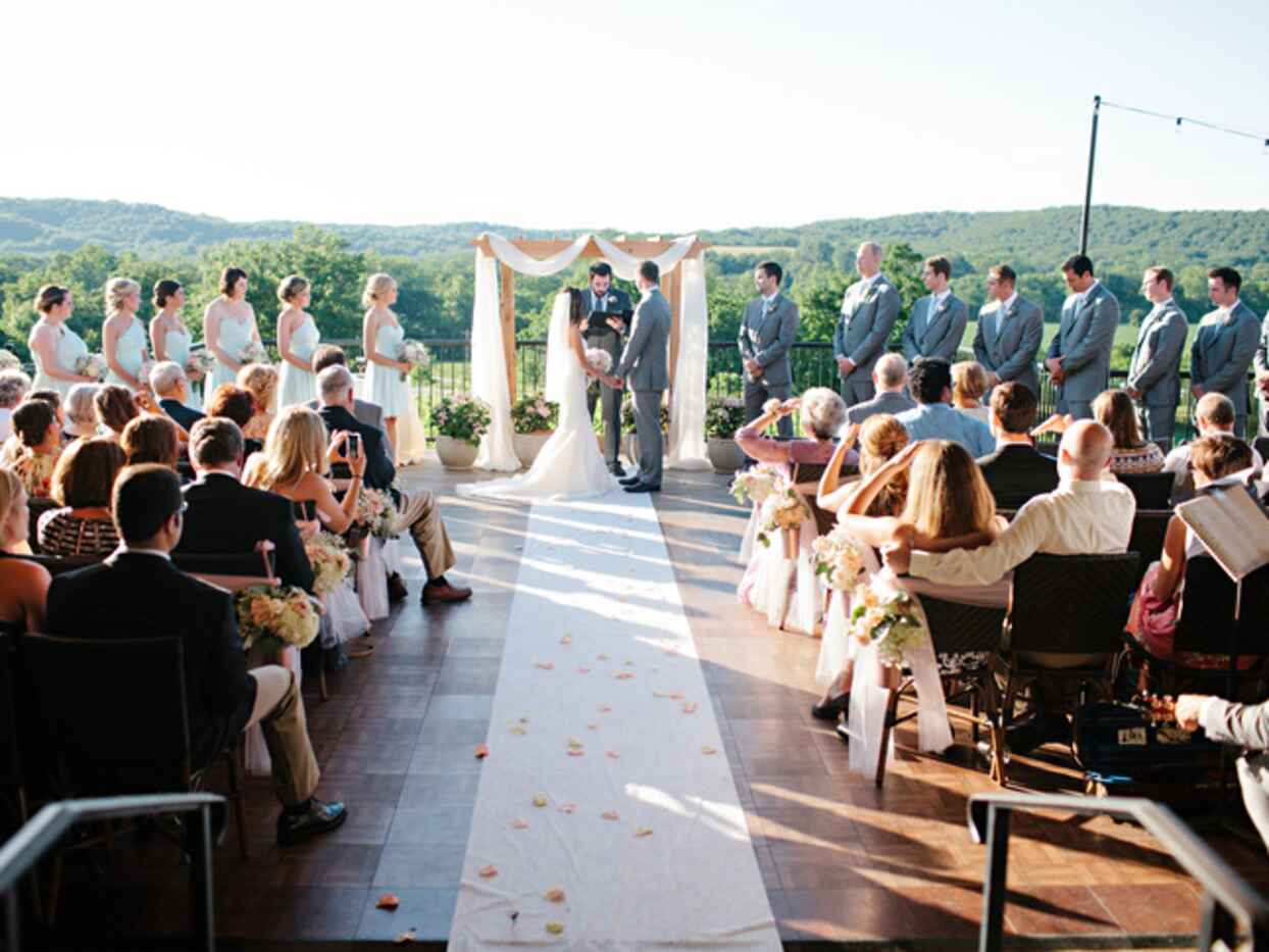Get Inspired By Our Top 10 Favorite Vineyard Weddings