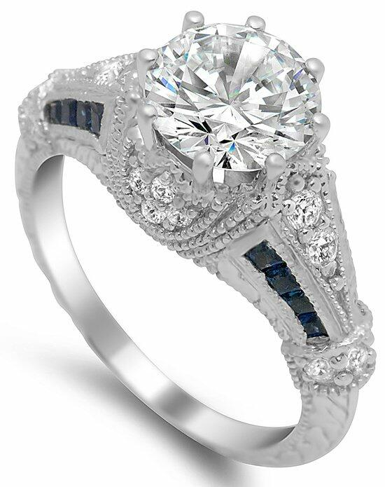 Timeless Designs R761 Engagement Ring photo