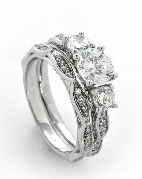 Timeless Designs R2026WB Wedding Ring photo