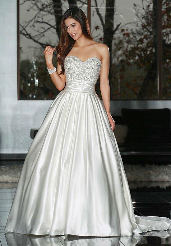 DaVinci Bridal 50211 Wedding Dress photo