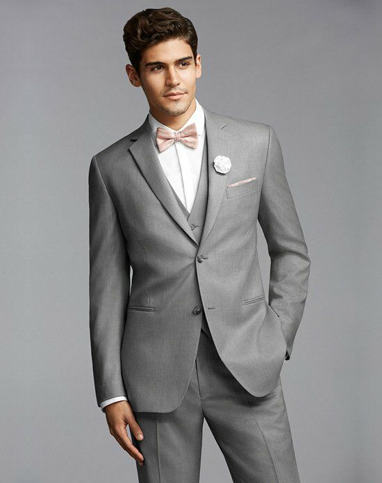 Gray Tuxedos