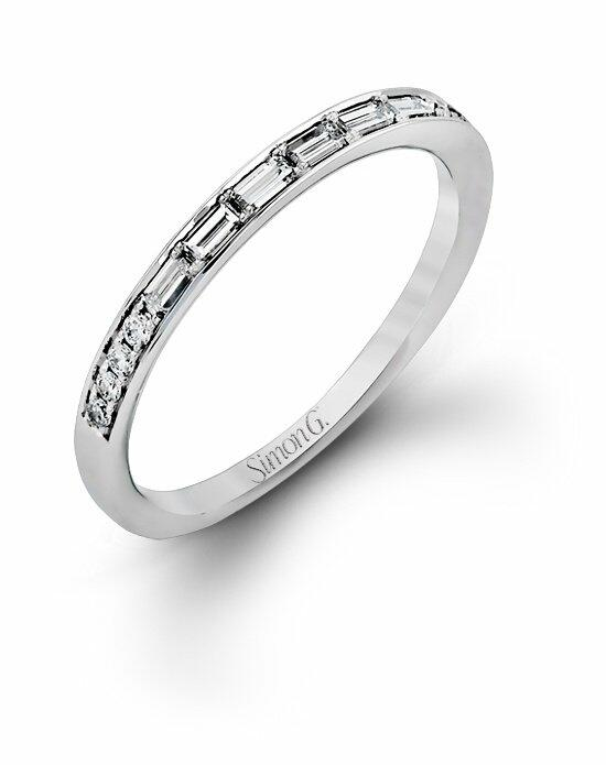 Simon G. Jewelry MR2220 Band Wedding Ring photo
