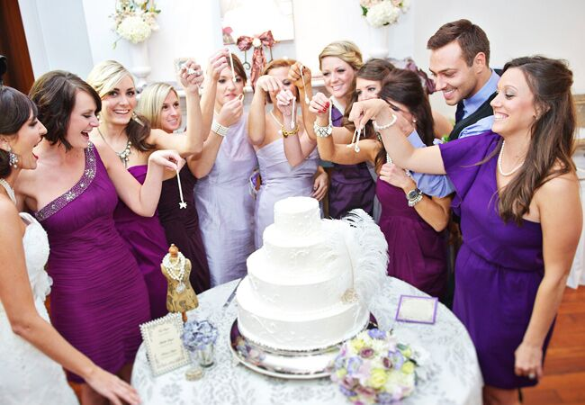 5 Southern Wedding Traditions You Can Do Anywhere