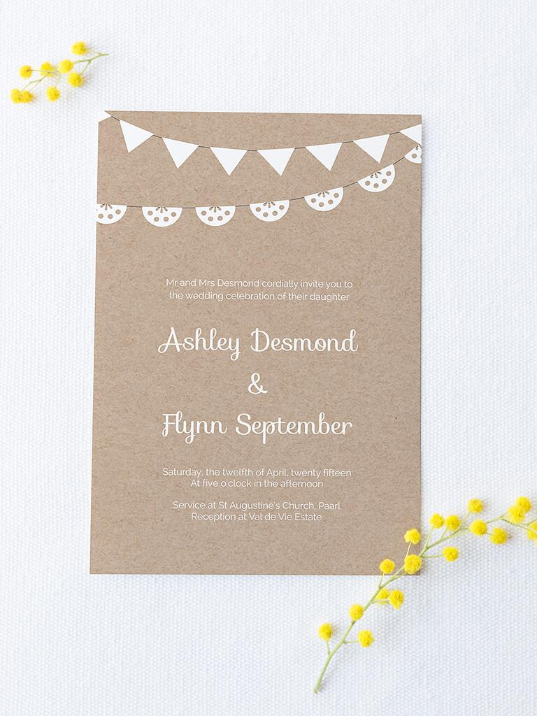 printable wedding invitation templates you can diy wedding invitation printable