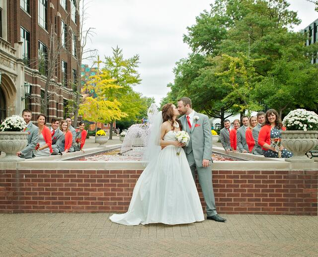 A Bright Intimate Wedding At Greystone Fields In Gibsonia Pennsylvania