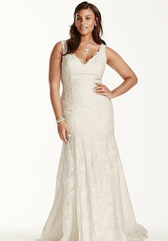 David's Bridal David's Bridal Woman Style 9WG3757 Wedding Dress photo
