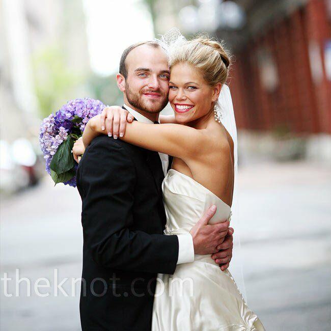 Outdoor Wedding Venues Columbus Ohio: An Outdoor Wedding In Columbus, OH