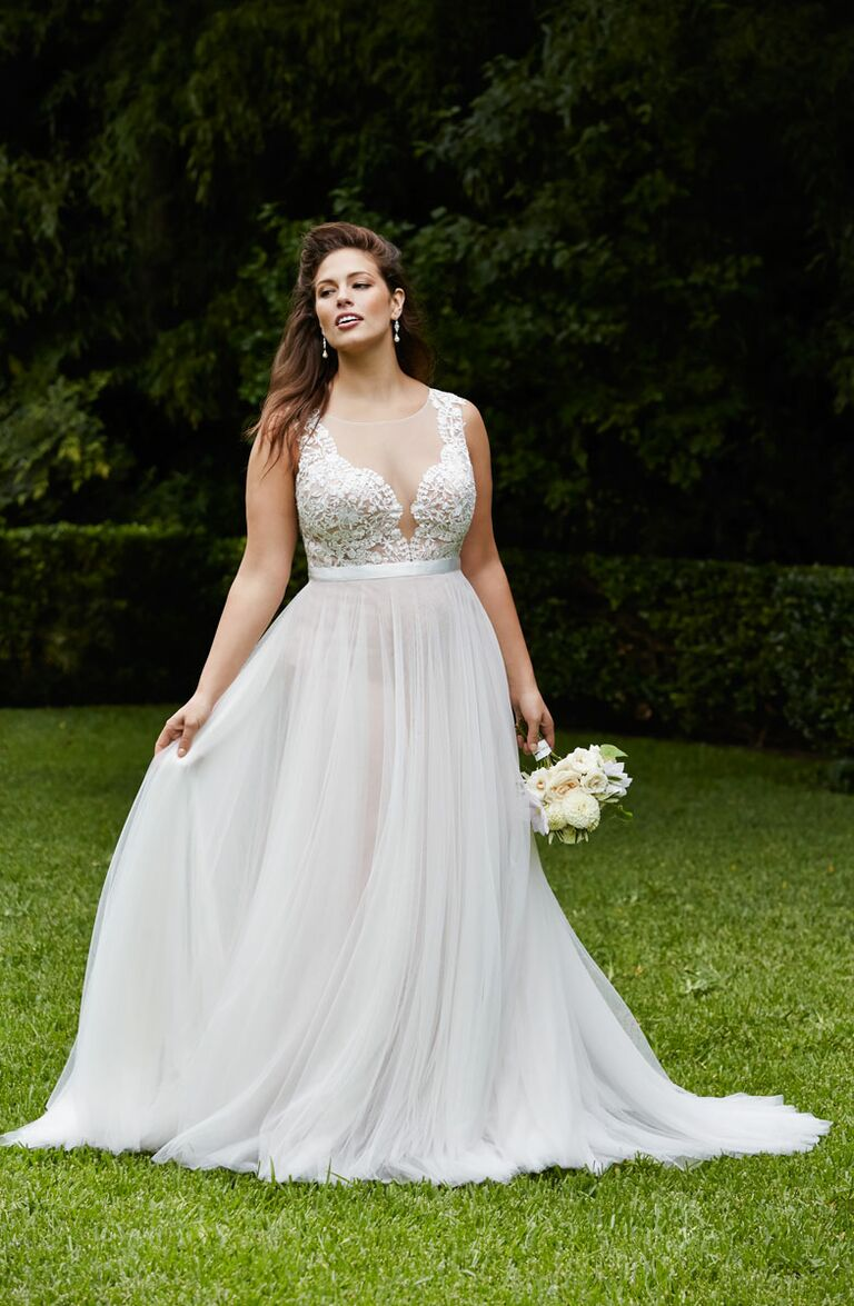 Plus Size Beach Wedding Dress Dress Fric Ideas