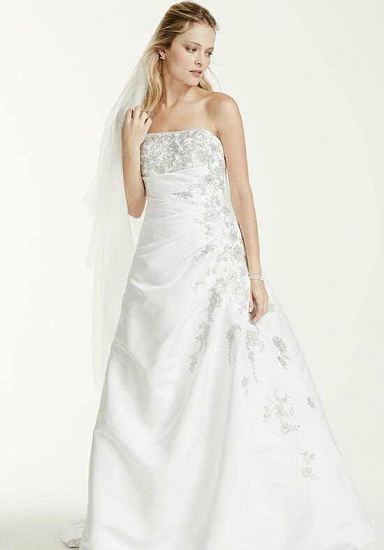 David's Bridal David's Bridal Collection Style V9665 Wedding Dress photo