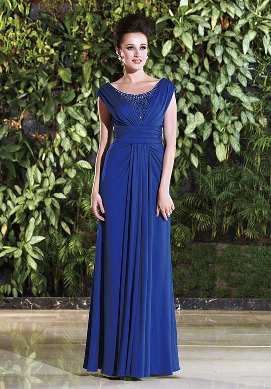 Jade Couture K168001 Mother Of The Bride Dress photo