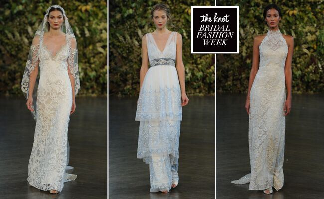 Claire Pettibone Wedding Dresses Fall 2015 | Kurt Wilberding | blog.theknot.com