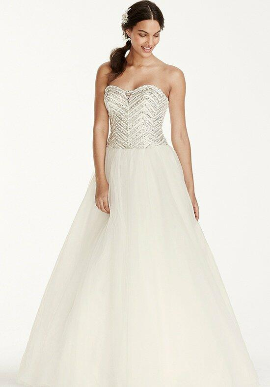 David's Bridal Jewel Style WG3754 Wedding Dress photo