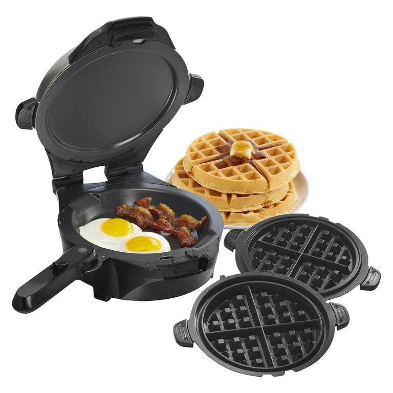 5 Waffle Makers That Own National Waffle Iron Day
