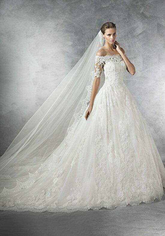 PRONOVIAS PLEASANT Wedding Dress photo