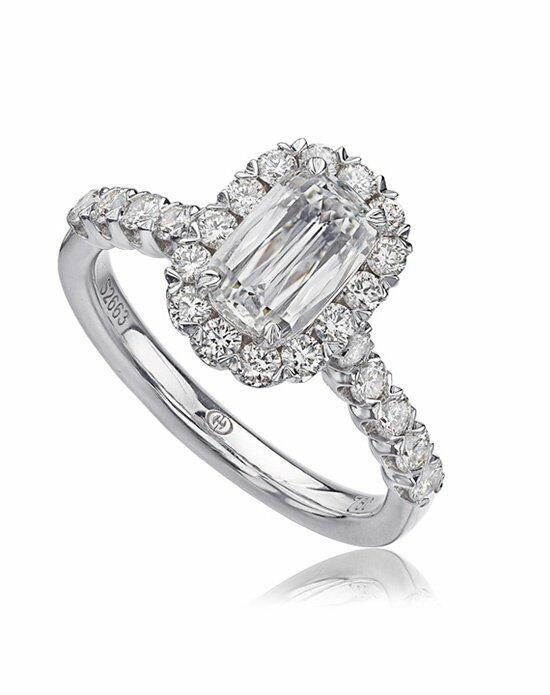 L'Amour Crisscut L101-100 Engagement Ring photo