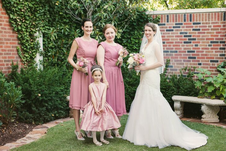 A Vintage-Inspired Fall Wedding At The Dominion House In