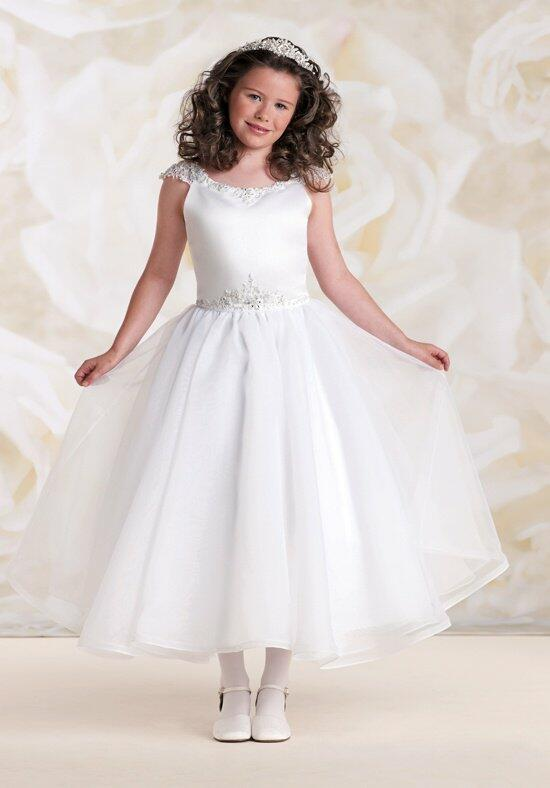 Joan Calabrese by Mon Cheri 115312 Flower Girl Dress photo