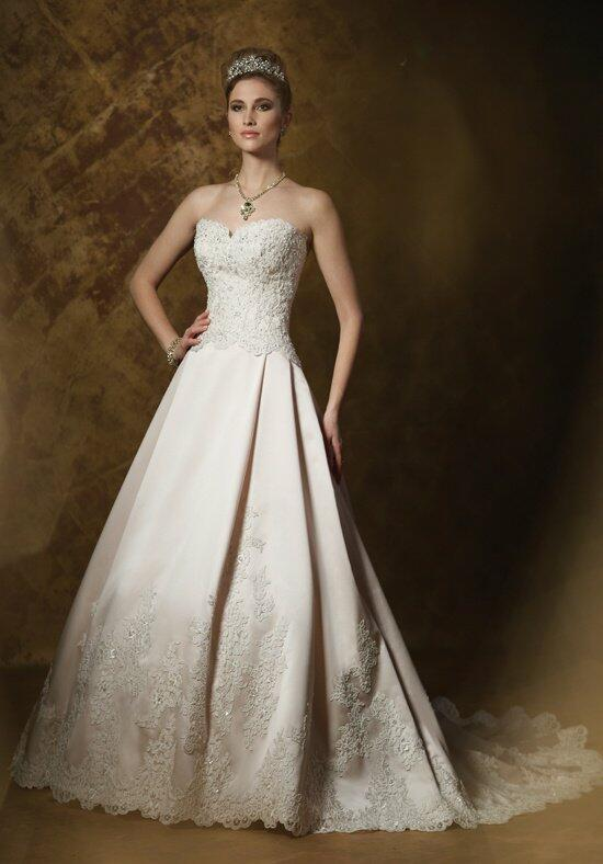 James Clifford Collection J21469 Wedding Dress photo
