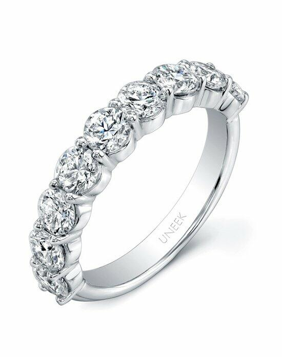 Uneek Fine Jewelry UWB04 Wedding Ring photo