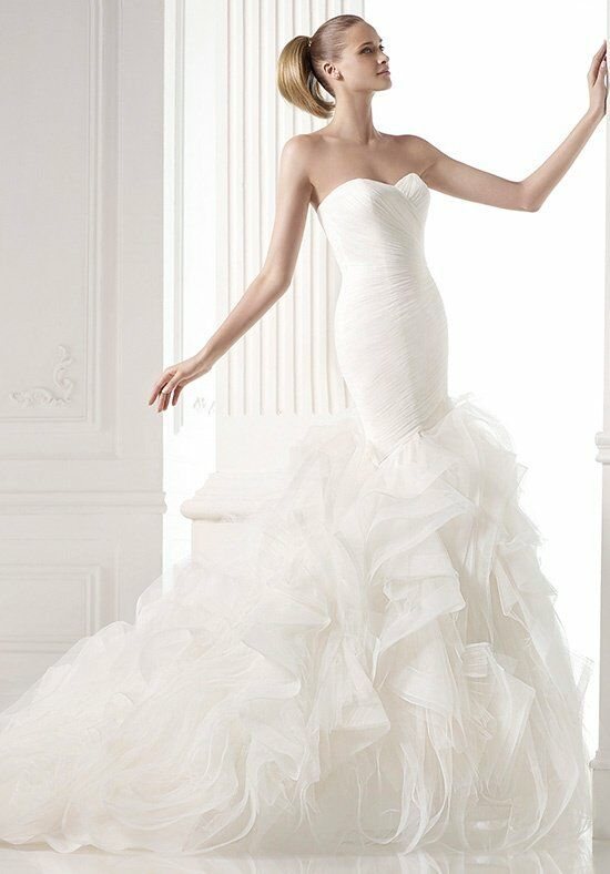 PRONOVIAS Mildred Wedding Dress photo