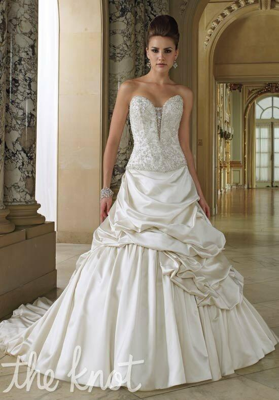 David Tutera for Mon Cheri 112202 Falsette Wedding Dress photo