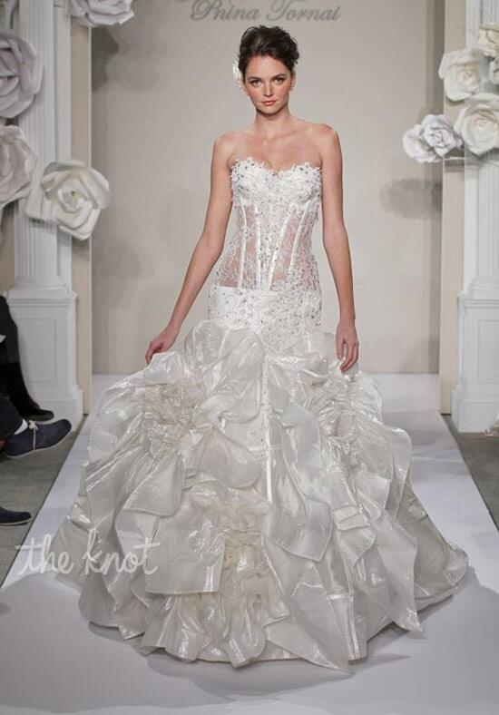 Pnina Tornai For Kleinfeld 4200 Wedding Dress