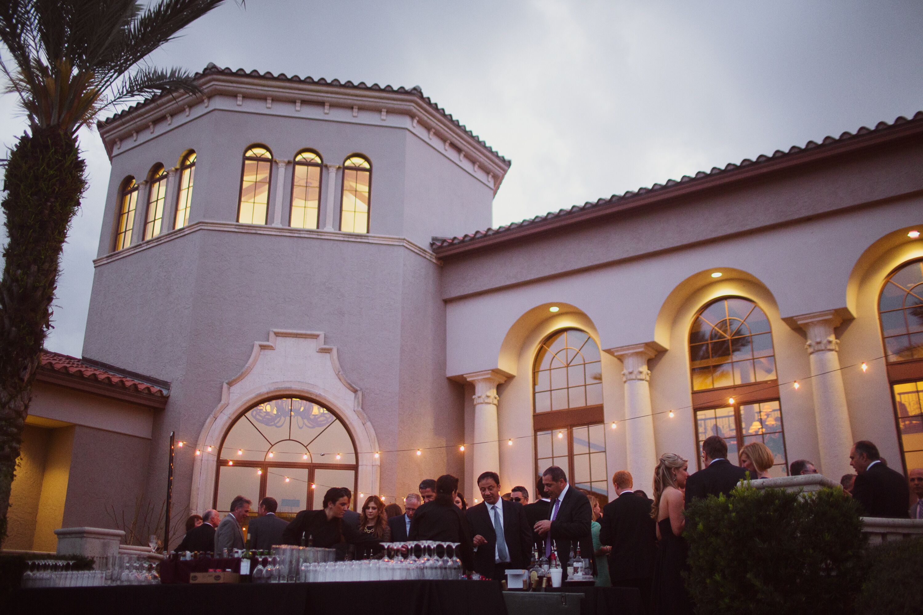 The Country Club Of Orlando Cocktail Hour