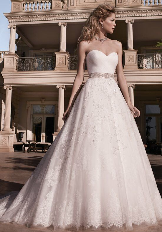 Follow us for Casablanca wedding dresses prices