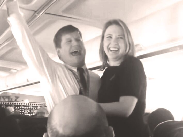 A Pilot Proposed To A Flight Attendant in Mid-Air (Video)
