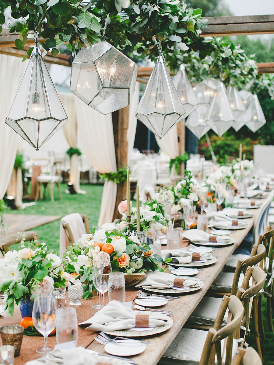 Top Pinterest Party Trends You'll Want at Your Summer Wedding