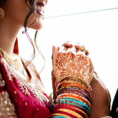 Traditional Mehndi Tattoos