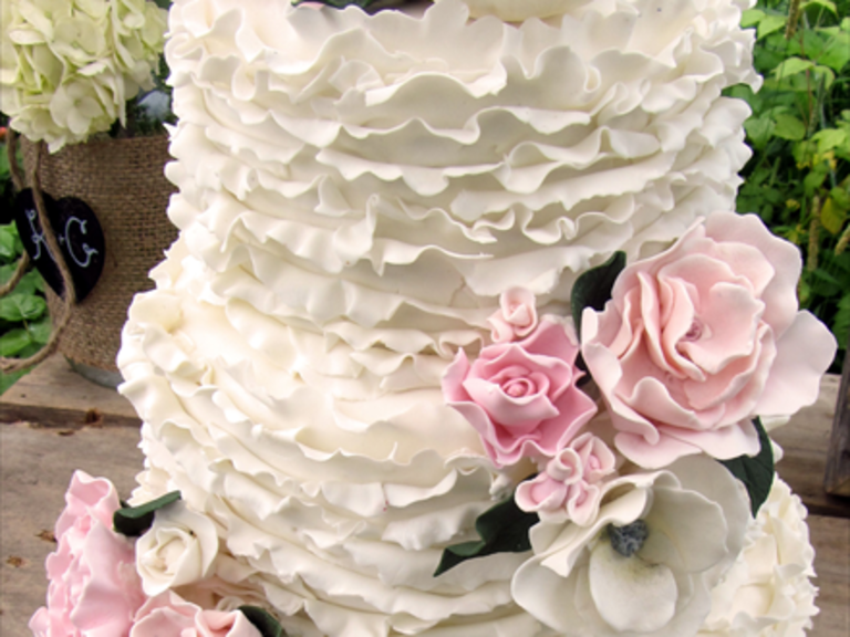 Wedding Cakes in Grand Rapids