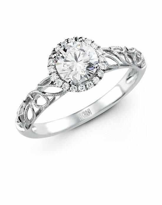 Zeghani ZR826 Engagement Ring photo