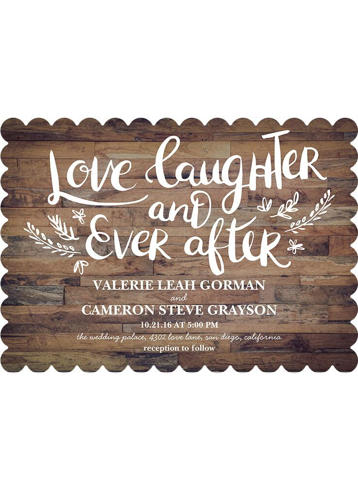 Love and Laughter Forever