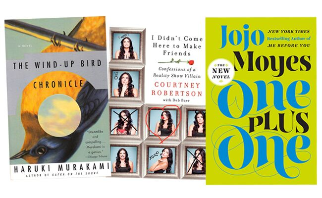 Try These Editors' Book Picks For Your Honeymoon