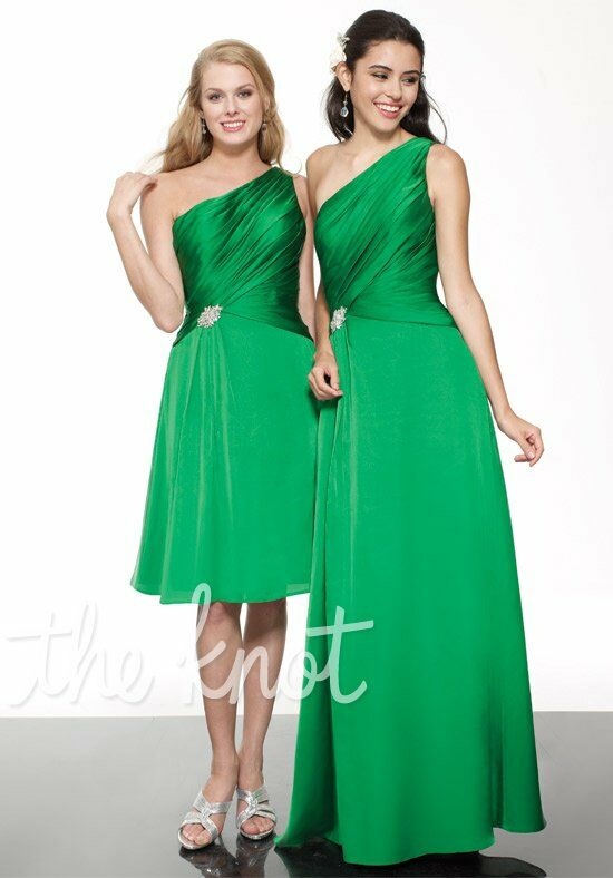 MOONLIGHT BRIDESMAIDS MT9244 & MT9245 Bridesmaid Dress photo