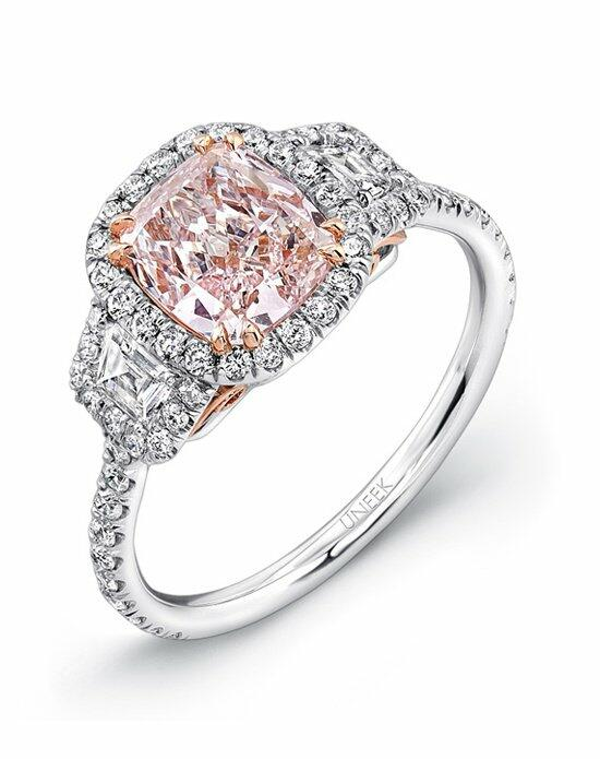 Uneek Fine Jewelry LVS882 Engagement Ring photo