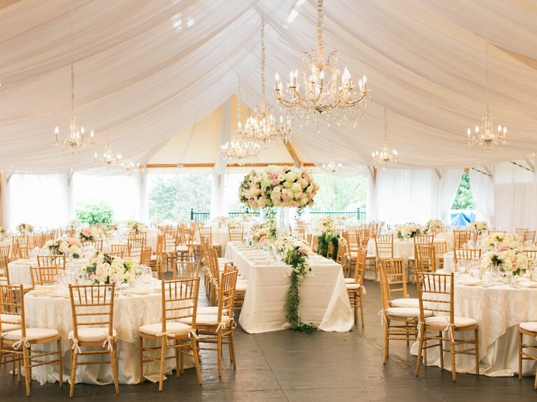 Outdoor Park Or Indoor Room For Wedding Ceremony: Backup Plans For Your Outdoor Wedding